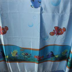 children's curtain TAC new 1pc 200x240