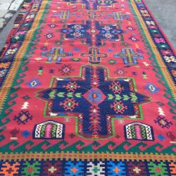 Kilim Caucasian (two-sided oriental carpet)