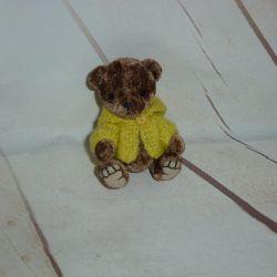 Designer teddy bear Natalia Silvestrova!
