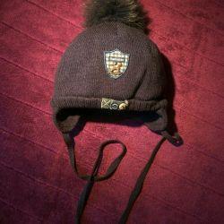 Kışlık çocuk şapkası