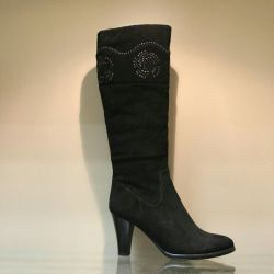 78. Winter boots p.36,37,38,39 suede, nat.meh