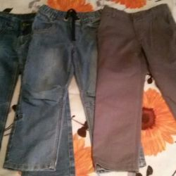Jeans for a boy by 200