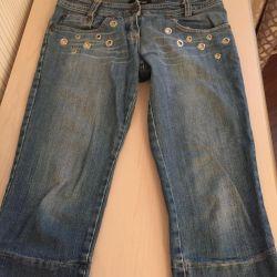 Продам бриджи джинсовые Denny Rose
