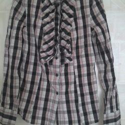 Рубашка 48 размер INSITI