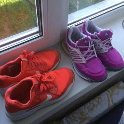 Adidași din Nike