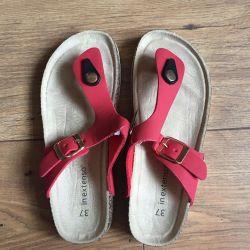 Orthopedic sandals slaps clogs