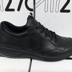 Ecco δανικά πάνινα παπούτσια