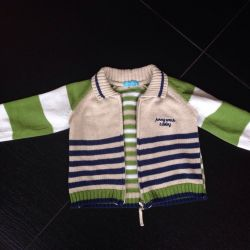 Lullaby Sweater 6 Months (68)