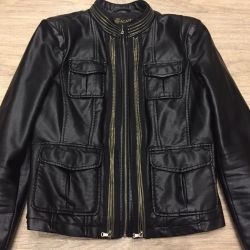 Leather jacket Acasta