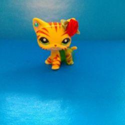 Little pet shop tigress lps lps😸