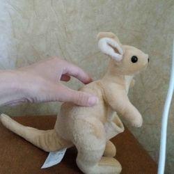 Kanguru oyuncak yeni