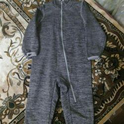 Poddevka (thermal underwear) for overalls