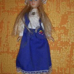 Коллекционные куклы фарфор
