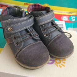 Туфли детские б/у в хорошем состоянии