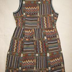 New tapestry dress