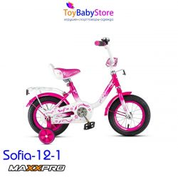 Bicycle children's new Maxxpro Sofia 12