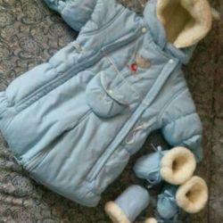 Winter overalls from 0