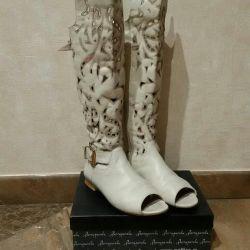 Summer boots.