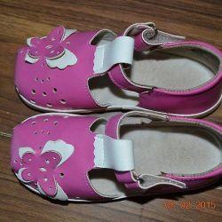 Yeni sandalet satacağım