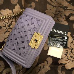 Bag Chanel Boy original