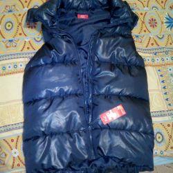 Warm new vest