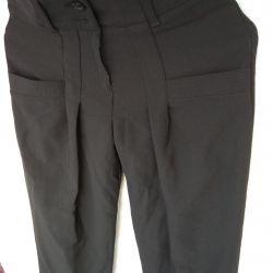 Τα παντελόνια είναι καινούργια