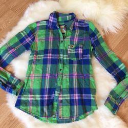 Shirt cotton firm holister