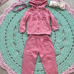 Children's costume baby go 92 size for 2-3 years