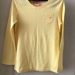 T-shirt branded cotton