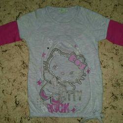 Blouse for girls Hello Kitty