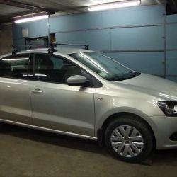 VW Polo Trunk