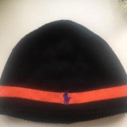 Ralph Lauren pălărie, originală