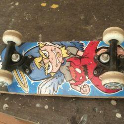 Board for skateboard