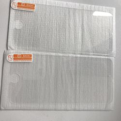 Protective glass on iPhone