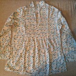 Μπλούζα (φως), μπλούζα