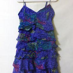 Новое Платье хлопок летнее