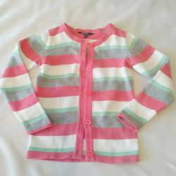 Bogi jacket with buttons, size 92-98