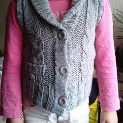 Knitted Waistcoats