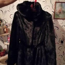 Mink coat 42-46