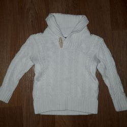 Signature sweater 80-86 sizes