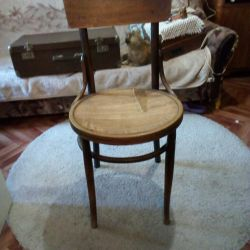 Ancient Viennese chair of the 30's