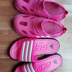Нова фірмова взуття Adidas.