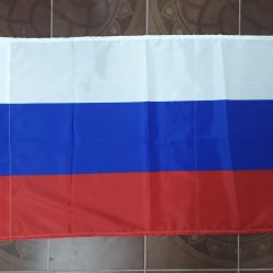 Флаг России триколор 70×100см