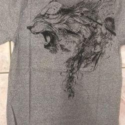 T-shirt Oscar Cordoba νέο πρωτότυπο Lev