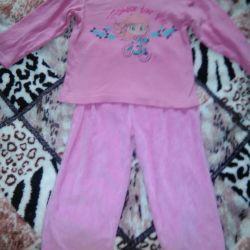 Pajamas for 3-4 years
