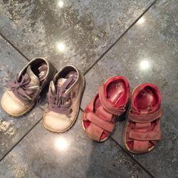Οικολογικά παπούτσια