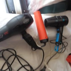 hair dryers 3 pcs price different hair styling equipment