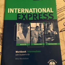 International Express Intermediate Workbook
