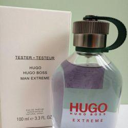 Άρωμα για άνδρες Hugo άνθρωπος αφεντικό ακραία