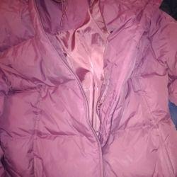 Woman down-jacket